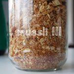 kaneel noten muesli