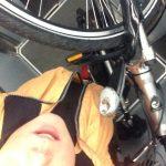 fietsen naar Pompeï (dag 3)