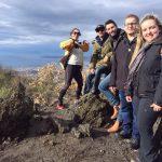 Paardrijden op de Vesuvius (dag 4)