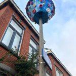 lampenkappenlantaarnpalen in Utrecht